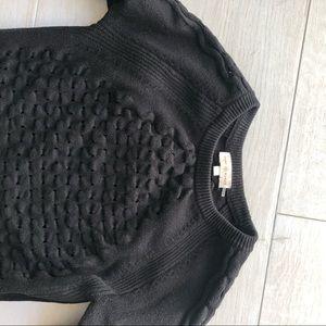 Tory Burch Sweaters - Tory Burch | Crew Neck Honeycomb Sweater